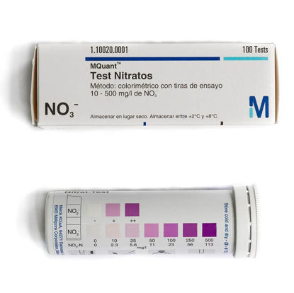 Nitrate Test Strips - 100 Pack